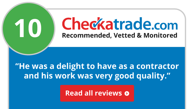 Checkatrade Recommeneded
